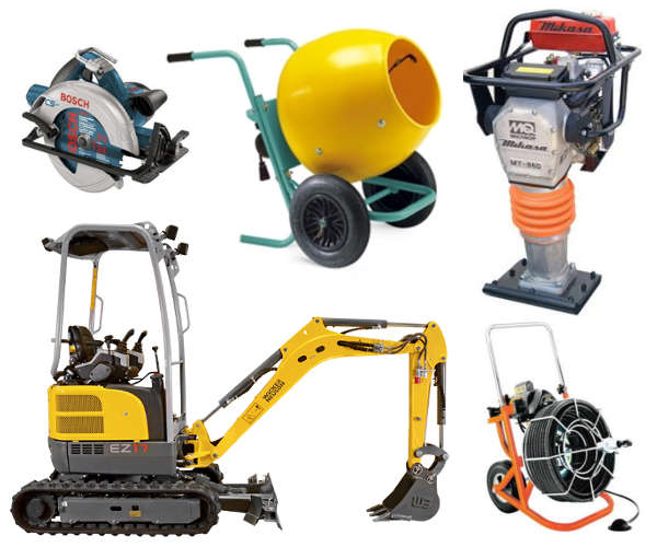 Equipment Rentals in South St. Paul MN, St. Paul, Eagan, West St. Paul, Inver Grove Heights, Woodbury, Cottage Grove MN