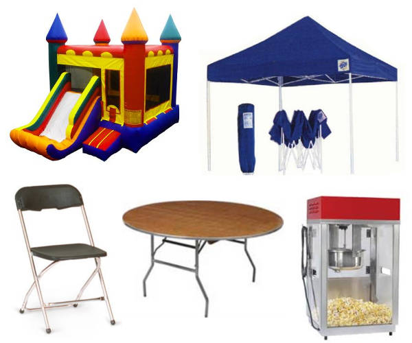 Party Rentals in South St. Paul MN, St. Paul, Eagan, West St. Paul, Inver Grove Heights, Woodbury, Cottage Grove MN