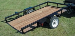 Where to rent TRAILER GARDEN 4  X 8 TILT BED in South St. Paul MN