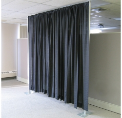 Where to rent DRAPING, BLACK 4FT X 8FT in South St. Paul MN