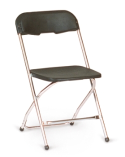 Where to rent CHAIR, FOLDING CHARCOAL GRAY in South St. Paul MN