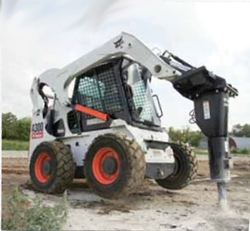 Where to rent SKID STEER HYDR. BREAKER 300 FT LBS in South St. Paul MN