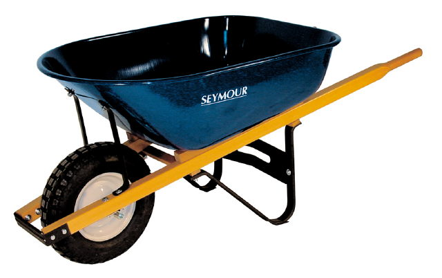 Where to find WHEELBARROW, 6 CU.FT. STEEL in South St. Paul