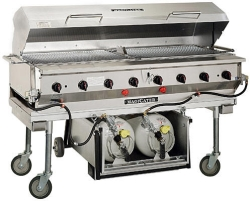 Where to rent GRILL, 5X2 GAS L.P. W  60 HOOD in South St. Paul MN