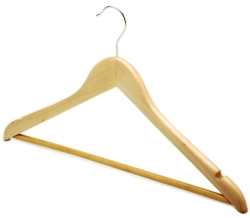 Where to rent COAT RACK, WOOD HANGERS 25 in South St. Paul MN