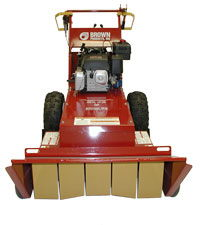 Where to rent BRUSH MOWER,SELF PROPELLED 13H in South St. Paul, St. Paul, Woodbury, Cottage Grove MN