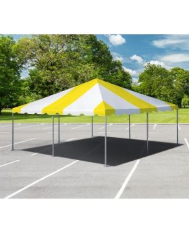 Where to find CANOPY 12 X 12 FRAME YEL WHITE in South St. Paul