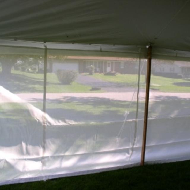 Where to find CANOPY SIDEWALL 7 X 30  MESH in South St. Paul