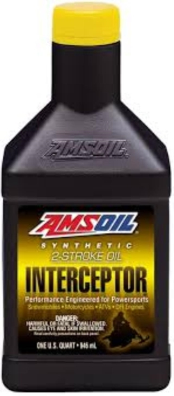 Rental store for AMSOIL 2 CYCLE INTERCEPTOR GALLON in South St. Paul MN
