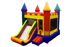 Where to rent FUNHOUSE, BOUNCE 13X15X20 W SLIDE in South St. Paul MN