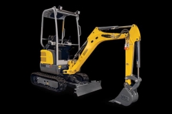 Where to rent EXCAVATOR, MINI BACKHOE WACKER EZ17 in South St. Paul MN