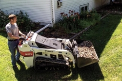 Where to rent SKID STEER BOBCAT WALK-BEHIND in South St. Paul MN