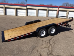 Where to rent TRAILER 81  X 20  TILT BED TANDEM AXLE in South St. Paul MN