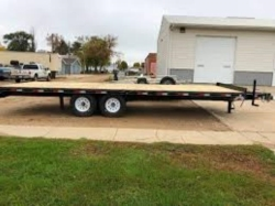 Where to rent TRAILER 8  X 20  FLATBED DECK OVER in South St. Paul MN