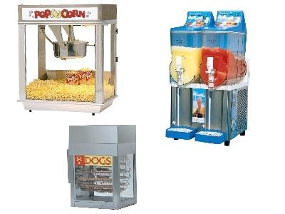 Concession Equipment Rentals in South St. Paul MN, St. Paul, Eagan, West St. Paul, Inver Grove Heights, Woodbury, Cottage Grove MN