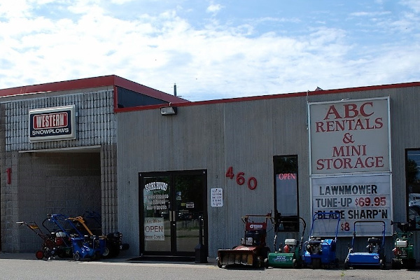 ABC Rentals in South St. Paul is your best choice near you for equipment rentals